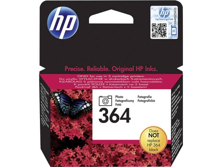 HP Cartridge 364 Foto zwart