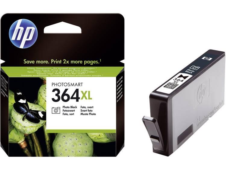 HP Cartridge 364XL Foto zwart
