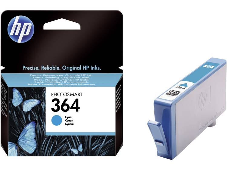 HP Cartridge 364 Cyaan