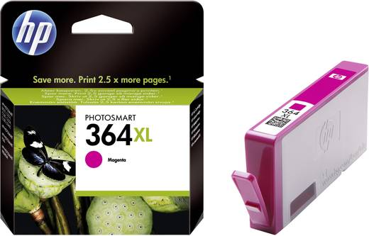 HP Cartridge 364XL Magenta