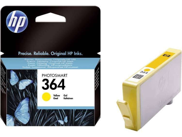 HP Cartridge 364 Geel