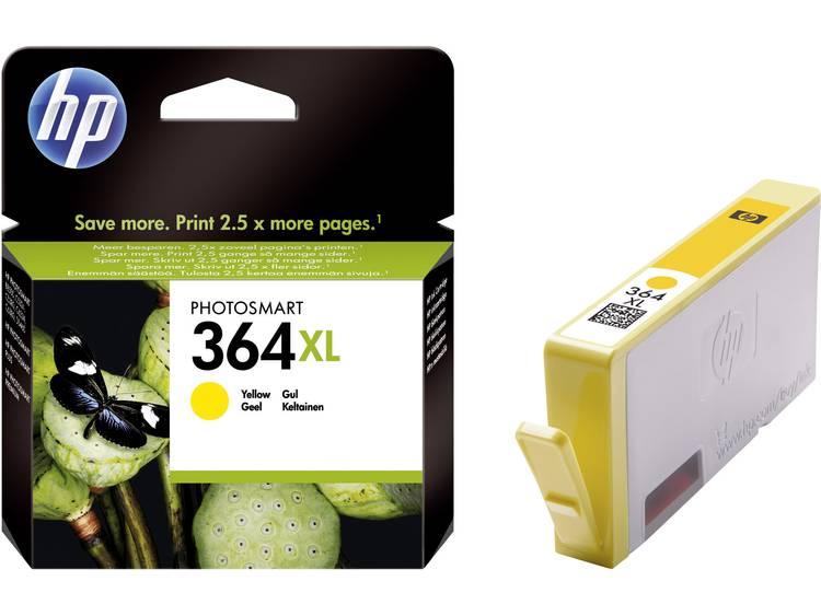 HP Cartridge 364XL Geel