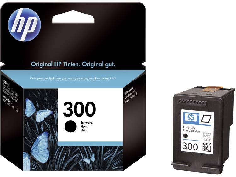 HP Cartridge 300 Origineel Zwart CC640EE Cartridge