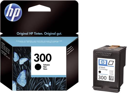HP Cartridge 300 Zwart