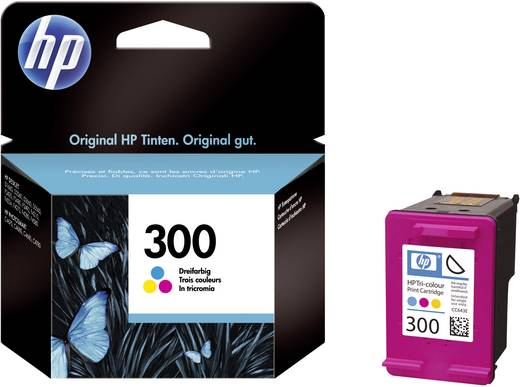 HP Cartridge 300 Cyaan, Magenta, Geel