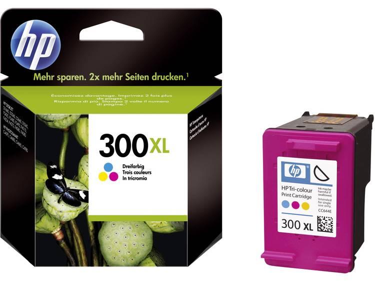 HP Cartridge 300XL Cyaan, Magenta, Geel
