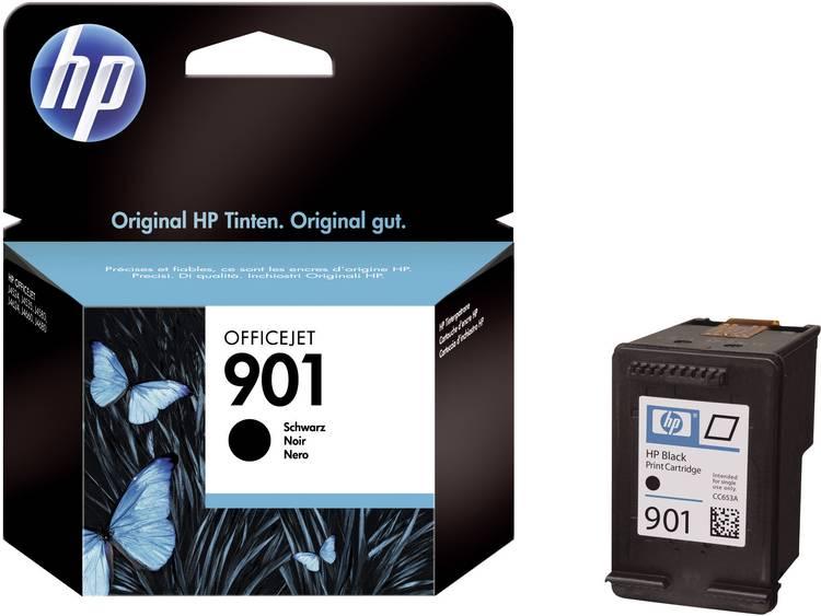 HP Inkt 901 Origineel Zwart CC653AE Cartridge
