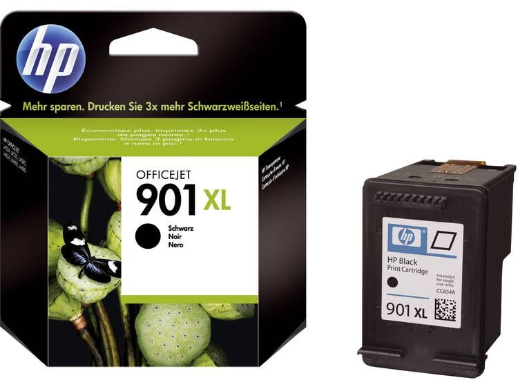 HP Inkt 901XL Origineel Zwart CC654AE