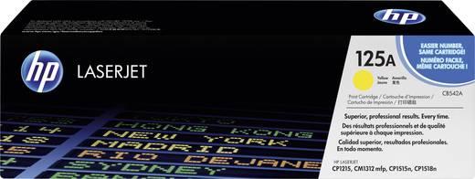 HP Tonercassette 125A CB542A Origineel Geel 1400 bladzijden
