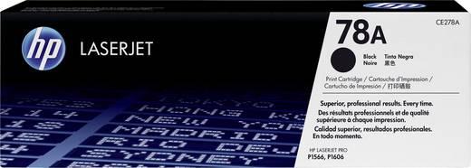 HP Tonercassette 78A CE278A Origineel Zwart 2100 bladzijden