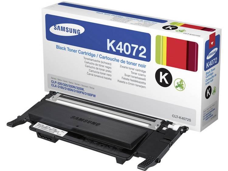 Samsung Origineel Tonercassette CLT-K4072S Zwart