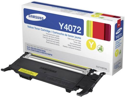 Samsung Origineel Tonercassette CLT-Y4072S Geel