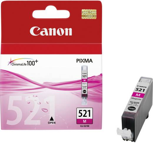 Canon Inkt CLI-521M Origineel Magenta 2935B001