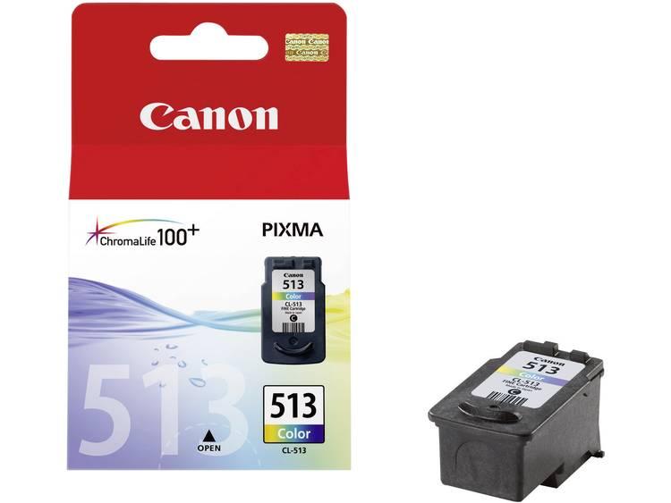 Canon Inkt CL-513 Origineel Cyaan, Magenta, Geel 2971B001