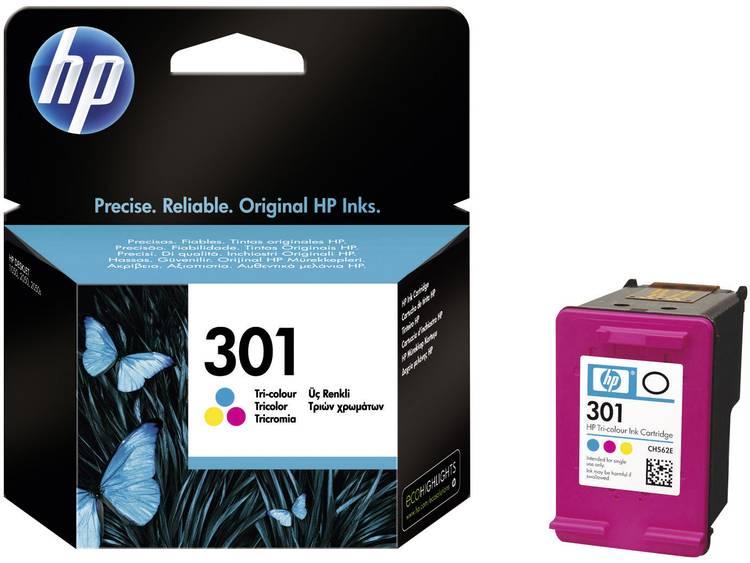 HP Cartridge 301 Cyaan, Magenta, Geel