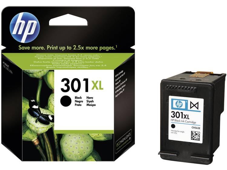 HP Cartridge 301XL Zwart