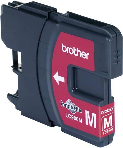Brother Inkt LC-980M Origineel Magenta LC980M
