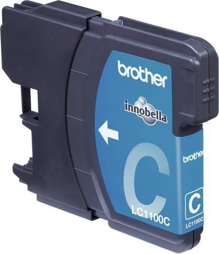 Brother Inkt LC-1100C Origineel Cyaan LC1100C