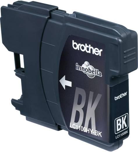 Brother Inkt LC-1100HYBK Origineel Zwart LC1100HYBK
