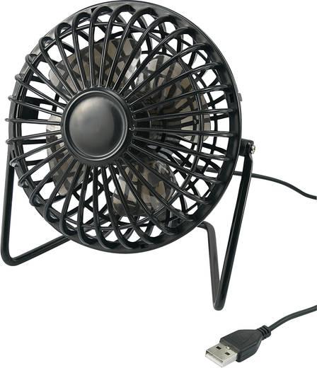 USB-ventilator zwart