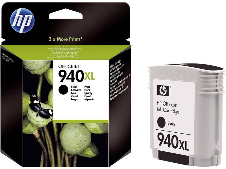 HP Cartridge 940XL Zwart
