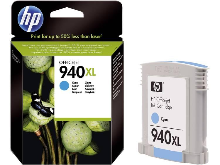 HP Cartridge 940XL Cyaan