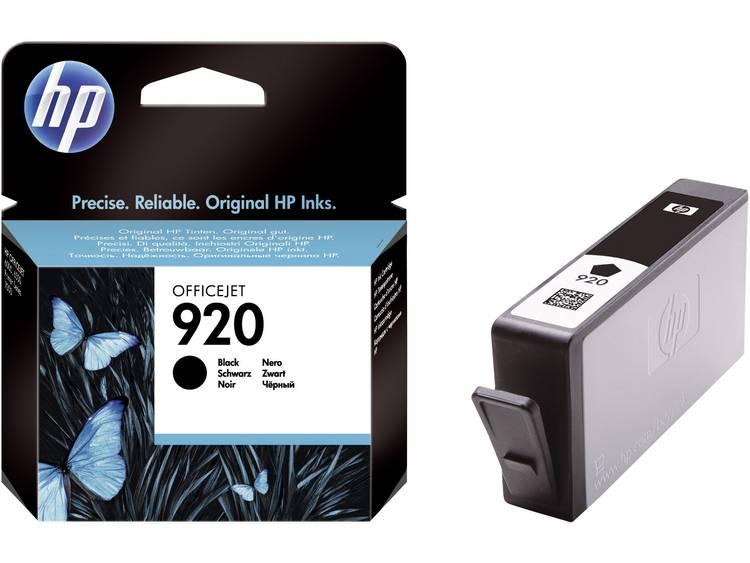 HP Cartridge 920 Zwart