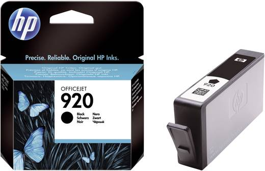 HP Cartridge 920 Zwart