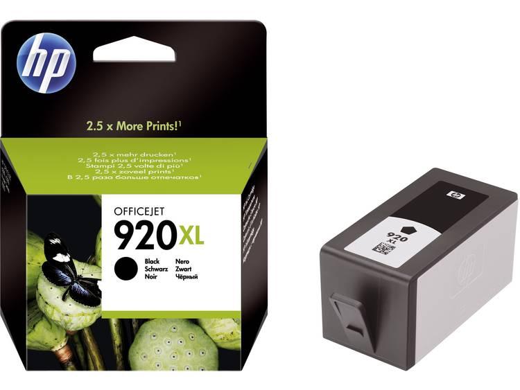 HP Cartridge 920XL Zwart