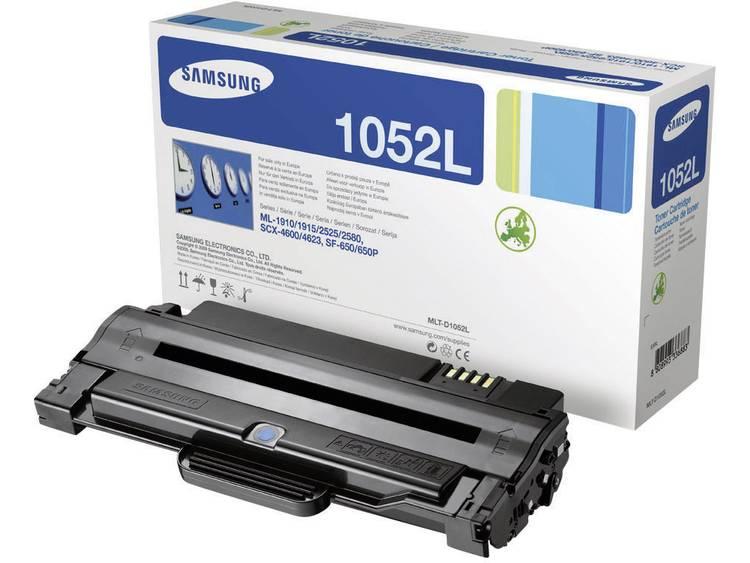 Samsung Tonercassette D1052L MLT-D1052L/ELS Origineel Zwart 2500 bladzijden