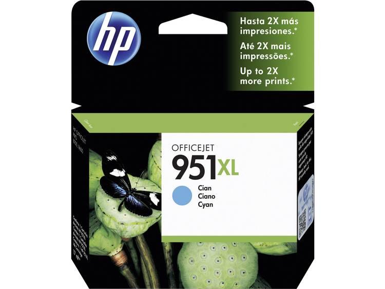 HP Cartridge 951XL Cyaan