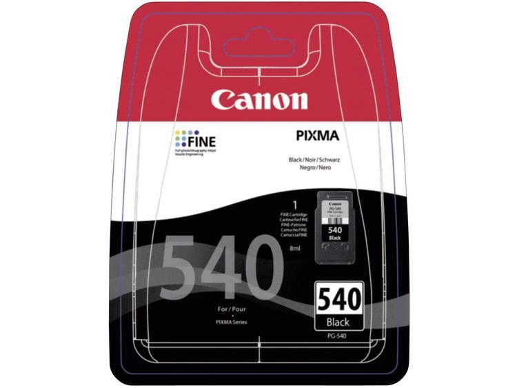 Canon Inkt PG-540 Origineel Zwart 5225B005