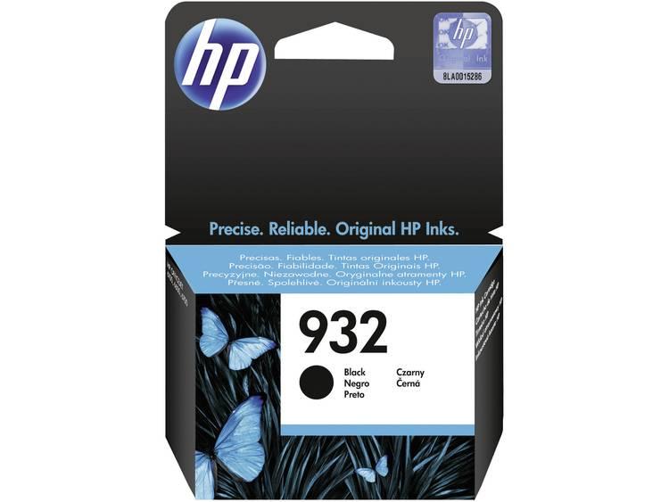 HP Cartridge 932 Zwart