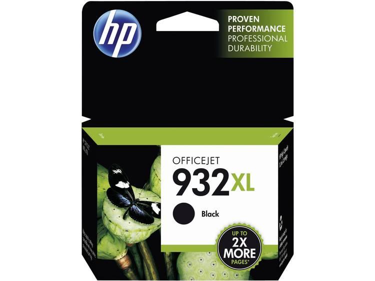 HP Inkt 932XL Origineel Zwart CN053AE
