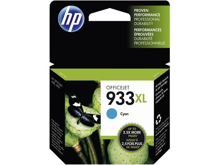 HP Cartridge 933XL Cyaan