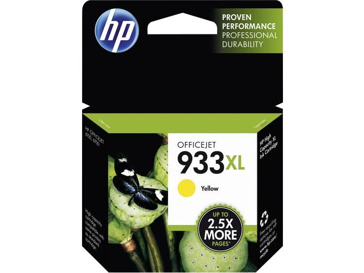 HP Cartridge 933XL Geel