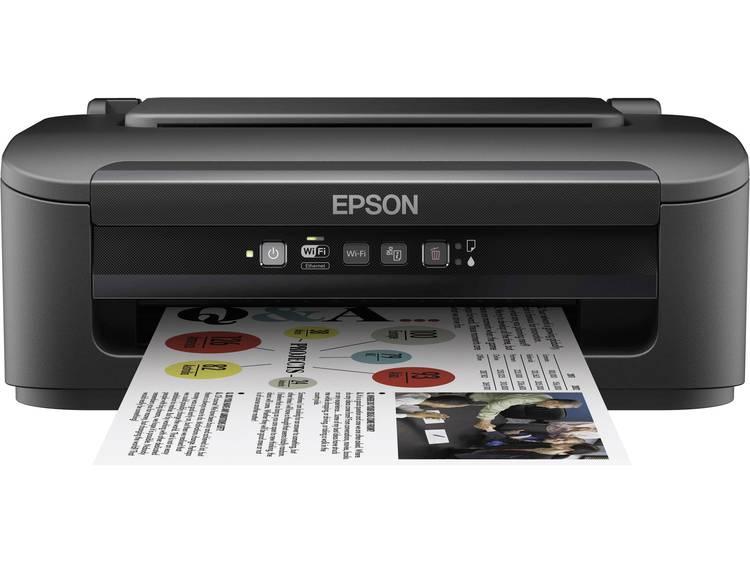 Epson WorkForce WF-2010W Inkjetprinter A4 LAN, WiFi