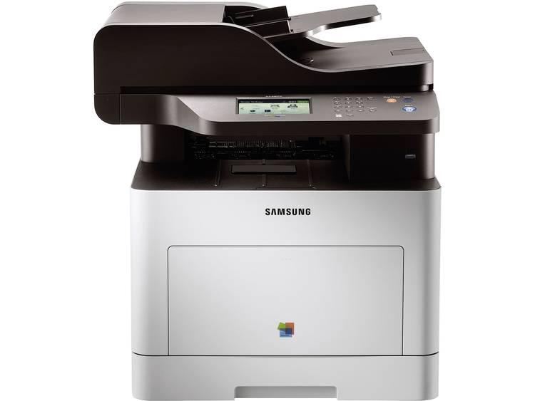 Multifunctionele kleurenlaserprinter Samsung CLX-6260FW A4 Printen, Scannen, Kopiëren, Faxen LAN, W