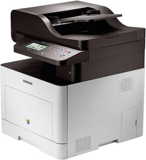 Multifunctionele kleurenlaserprinter Samsung CLX-6260FW A4 Printen, Scannen, Kopiëren, Faxen LAN, WiFi, Duplex, Duplex-A