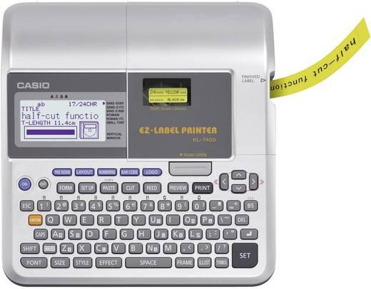 Casio KL-7400 Labelmaker