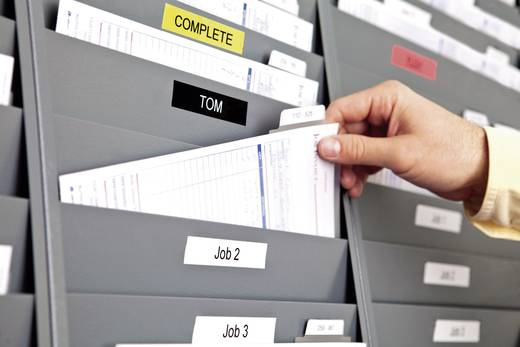 DYMO Labelmanager 420P Labelmaker Geschikt voor labels: D1 Strookbreedte: 6 mm, 9 mm, 12 mm, 19 mm