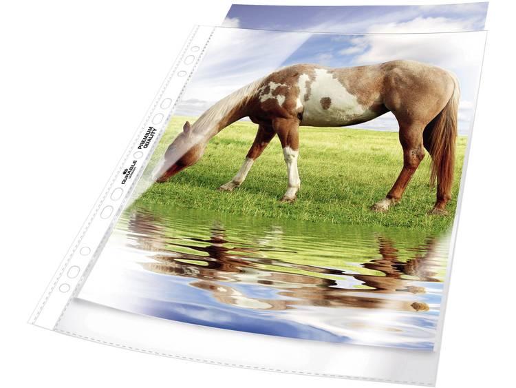Durable Showtassen 2677 Polypropyleen 0.08 mm Glas (helder) 2677-19 50 stuks