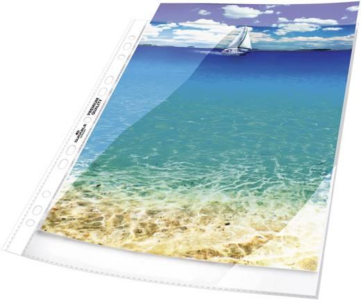 Brochurehoezen van polypropyleen