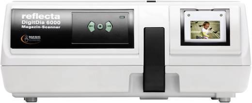 Reflecta DigitDia 6000 Diascanner 5000 x 5000 dpi Stof- en krasverwijdering: Hardware Automatische stand
