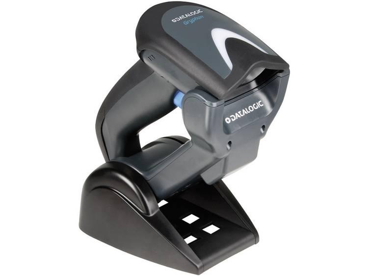DataLogic Gryphon GBT 4400 USB-Kit Barcodescanner Imager Zwart Handmatig Bluetooth, USB