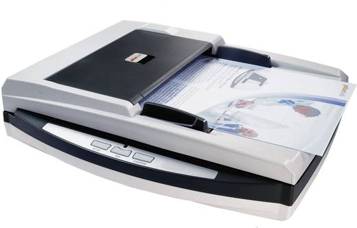Plustek SmartOffice PN2040 Duplex-documentenscanner A4 600 x 600 dpi 15 Pagina's/min USB, LAN (10/100 MBit/s)