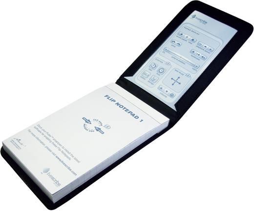 Livescribe Flip Notepad (ca. 76 x 127 mm) liniert Digitaliseringspen (accessoire)