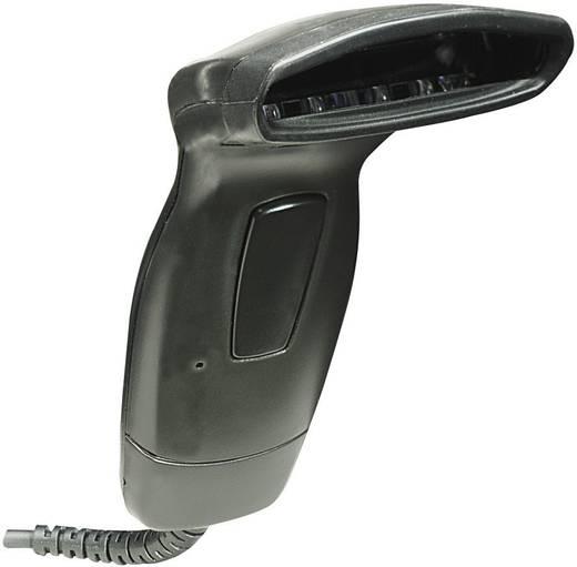 Manhattan Barcodescanner CCD Kontakt 1D barcodescanner CCD Zwart Handmatig USB