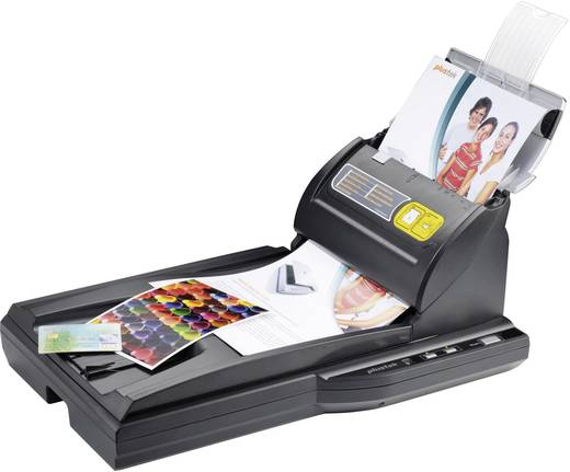 Plustek SmartOffice PL2550 Duplex-documentenscanner A4 600 x 600 dpi 25 Pagina's/min USB