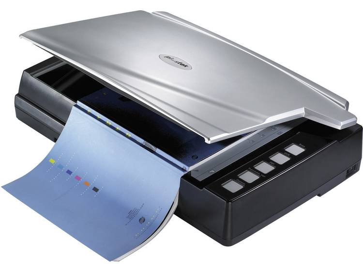 Plustek OpticBook A300 Boekscanner A3 600 x 600 dpi USB Boek, Document, Foto, Visitekaart